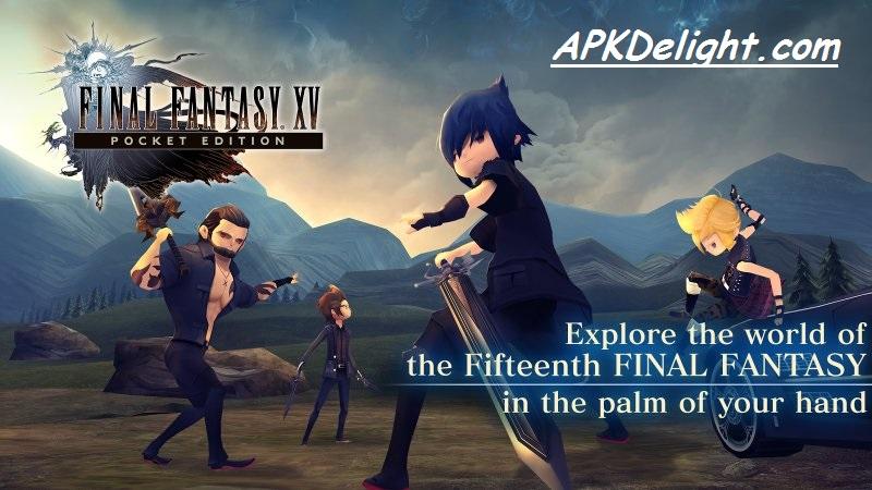 Final Fantasy APK