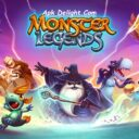 Monster Legends XAPK + MOD Breeding & Merge Battle [Arena]