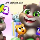 My Talking Tom 2 [MOD + Unlimited Coin] For Android